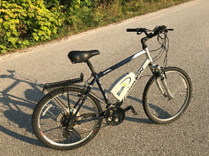Electric Bicycle Marin Bionx