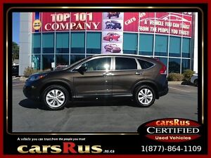 2014 Honda CR-V Touring Was $29,995 Plus Tax Now $29,995 Tax In!
