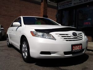 2007 Toyota Camry AUTO,AIR,SUNROOF,ALLOYS,NO ACCIDENT.$4988