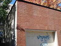 Garage à louer Plateau Mont-Royal