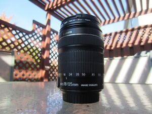 Canon EF-S 18-135 IS STM Lens : FOR SALE.