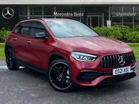 image for 2021 Mercedes-Benz GLA Class GLA 35 4Matic Premium 5dr Auto Hatchback Petrol Aut
