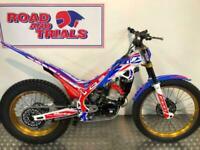 New 2021 Beta EVO 250 Factory trials bike now in stock at Roadandtrials