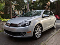 Volkswagen Golf 2.5 highline 2011 manuelle. Négociable.