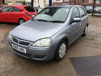 2005 Vauxhall Corsa Design 1.2 5 door, 75.000 MILES,LAST OWNER 12 YEARS!!