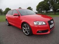Audi A3 2.0TDI ( 140ps ) Sportback Black Edition 5dr