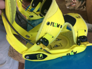 Flow Quattro bindings mint condition