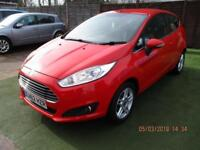 2012 Ford Fiesta 1.0 EcoBoost Zetec (s/s) 3dr