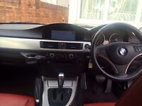 BMW 320i SE Coupe Red Leather Built In Sat Nav & More!