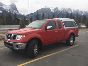 2006 Nissan Frontier King Cab NISMO w/ AT and Winter Tires
