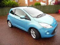 Ford Ka 1.3TDCI ZETEC (blue) 2009