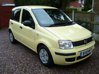 Fiat Panda 1.1 Active ECO 2010 one lady owner £30 tax call 07790524049