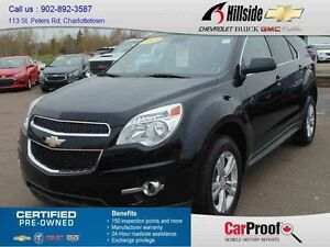 2013 Chevrolet Equinox FWD Wagon 4 Door