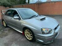2006 Subaru Impreza WRX STI TYPE UK Saloon Petrol Manual