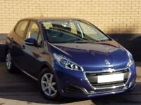 2016 16 Reg Peugeot 208 1.2 engine 5dr - Low miles - only £20 tax Retails £9k, fsh - 1 owner - MINT
