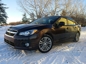 Immaculate 2012 Subaru Impreza All Wheel Drive Touring Pkg