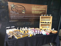 Handcrafted Beeswax Candles and Aromatherapy Products