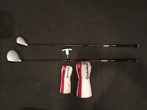 Taylormade R15 Driver and 3 Wood RH