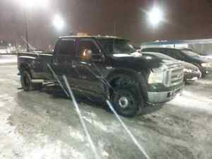2005 Ford f350 King Ranch Tow Truck