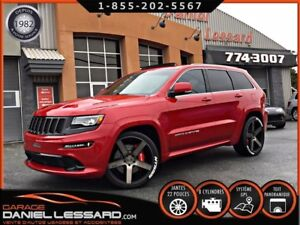 Jeep Grand Cherokee SR-T 8, 6,4L HEMI, GPS, TOIT PANO, HITCH 201