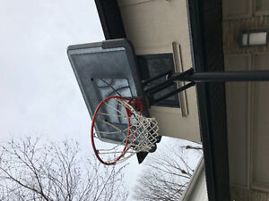 Outdoor NBA Basketball Stand Alone Hoop