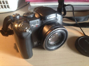 Canon PowerShot Pro Series S3 IS Compact 6MP Digital Camera
