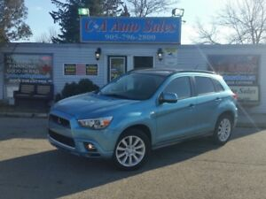 2011 Mitsubishi RVR GT 4WD with SKY ROOF NO ACCIDENTS ONE OWNER