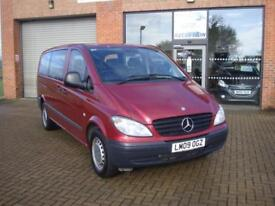 Mercedes-Benz Vito 2.1CDi Traveliner 111 - Long auto 111CDI