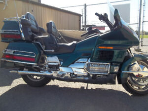 1996 Goldwing at Irwin Supply