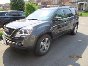 MINT CONDITION. 2012 Acadia SLT AWD (new in 2013)