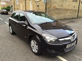 2008 Vauxhall Astra 1.9 CDTI SXI 2 Owners From New Service History Air Con 6 Speed May PX Mot 07/17