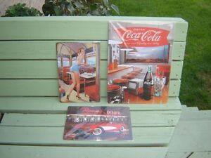 3 NEW METAL PICTURES/COLLECTIBLES London Ontario image 2