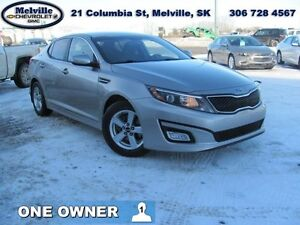 2014 Kia Optima LX   - Certified - Cloth Seat Trim
