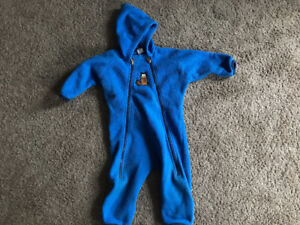 MEC fleece suit