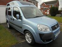 Fiat Doblo Dynamic 1.9 diesel 2 berth campervan for sale