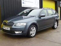 2014 (64) Skoda Octavia 1.6 TDi SE Estate Diesel £0 road tax (free)