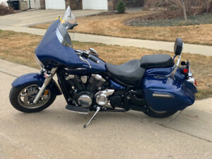 2013 Yamaha V-Star 1300 in mint condition