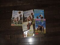 4 Book boxed set