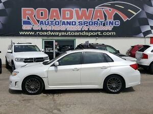 2012 Subaru Impreza WRX Limited Package 5MT PST PAID LOCAL TRADE Regina Regina Area image 1