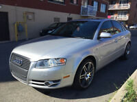2006 Audi A4 2.0 Turbo Quattro - 6-Speed - Fully Loaded! (NEGO)