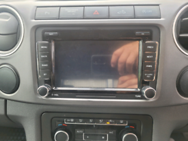 Xtrons vw android 10 car stereo