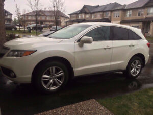 2015 Acura RDX Lease Transfer $445/monthly 27000km for 11 months