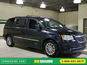 2014 Chrysler Town And Country TOURING L A/C CUIR STOW'N GO TV D