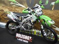 Kawasaki KXF 450 2013 Motocross Bike