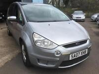 2007 Ford S-Max 2.0 TDCi LX 5dr