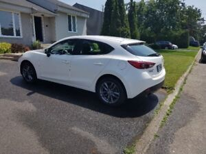 Mazda 3 sport 2015 27000 km impeccable
