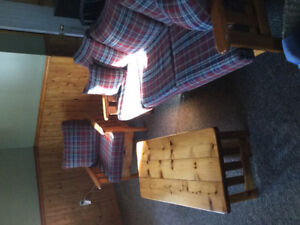 Pine Sofa set