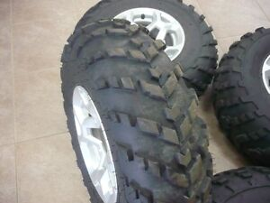 Can-Am Outlander L stock Tire/Wheel combo for sale