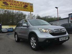 57 Honda CR-V 2.2 i-CTDi ( Sat Nav ) ( HFT ) ( Rear Camera ) ES