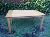 Wooden Dining Table £50